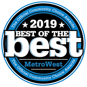 Chiropractic Framingham MA Best of the Best 2019 Award